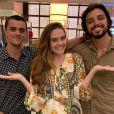 Novela 'Salve-se Quem Puder': Alejandro (Rodrigo Simas) irá reencontrar Luna (Juliana Paiva), por quem foi apaixonado na juventude