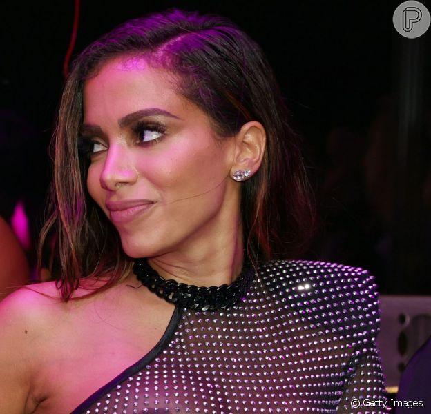 Anitta confirmou que está namorando!