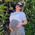 Virgínia Fonseca está grávida de 9 meses de Zé Felipe