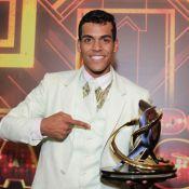 Marcello Melo Jr. vence o 'Dança dos Famosos' com 77,3 pontos e calça rasgada