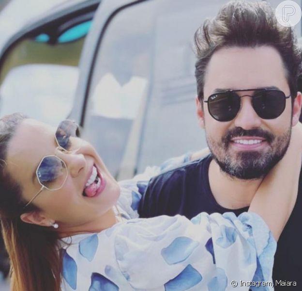 Maiara se diverte em 'dia de beleza' com filha caçula de Fernando Zor. Vídeo!