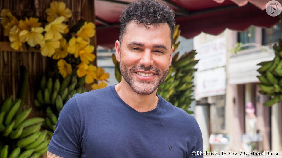 Rodrigo Sant'Anna está internado com Covid-19 em hospital do Rio, em 29 de maio de 2021