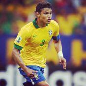 Thiago Silva joga contra Áustria e é elogiado no Twitter: 'Melhor zagueiro'