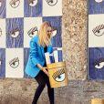Chiara Ferragni define sua nova coleção com a Lancôme como 'eletrizante'