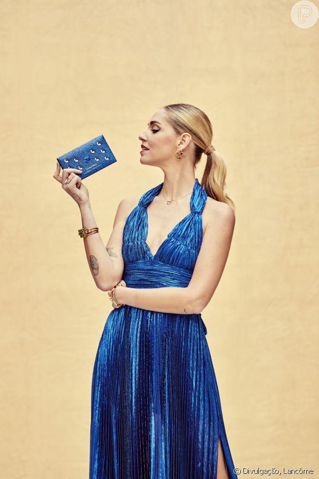 Chiara Ferragni é apaixonada por moda e beleza