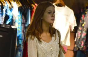 Marina Ruy Barbosa vai a shopping no Rio e faz compras acompanhada pela mãe