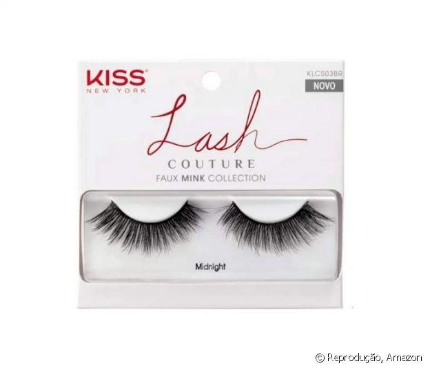 Kiss NY Lash Couture Cilios Midnight, Kiss New York