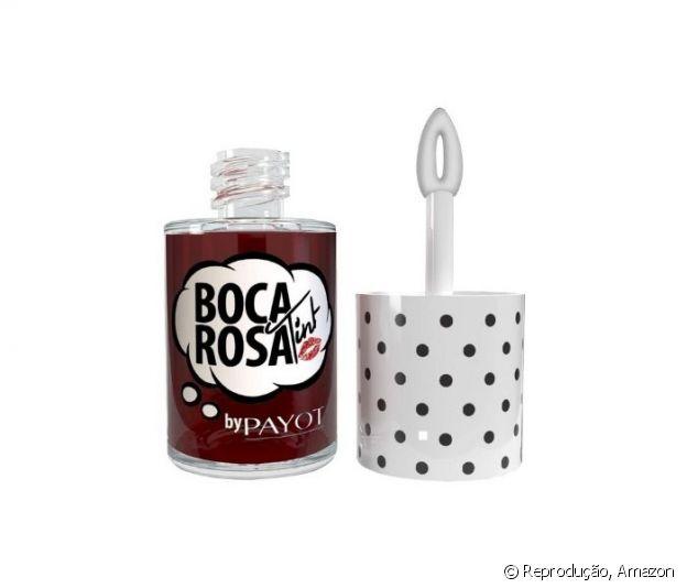 Lip Tint Vermelho Rosadinho, Boca Rosa Beauty