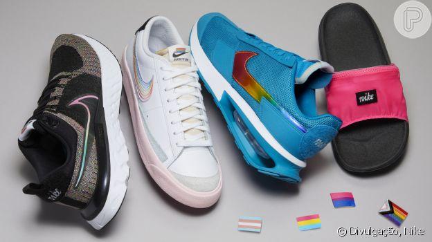 Nova coleção da Nike, Be True