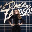 Paolla Oliveira está participando do 'Super Dança dos Famosos'