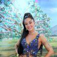 Aline Riscado se incomodou por comentários sobre provocação à Carla Diaz
