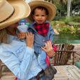 Biah Rodrigues contou que chorou muito quando o filho precisou ser internado