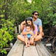 Dudu Azevedo mantém relação amistosa com a ex-mulher Fernanda Mader, com quem tem o filho Joaquim