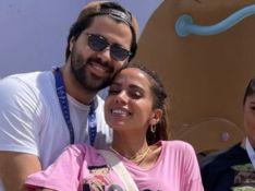 Anitta indica término com bilionário 3 meses após assumir relação: 'Não estou apaixonada'