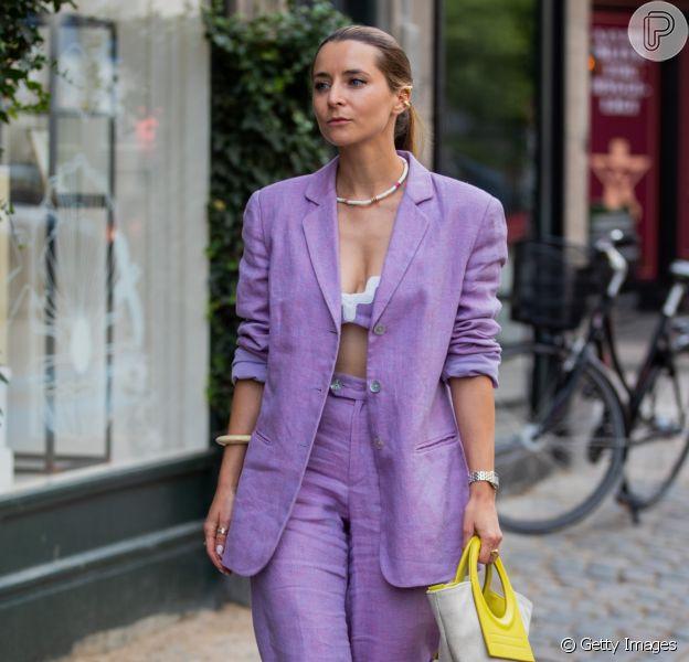 Dicas para usar blazer direto da Semana de Moda de Copenhagen