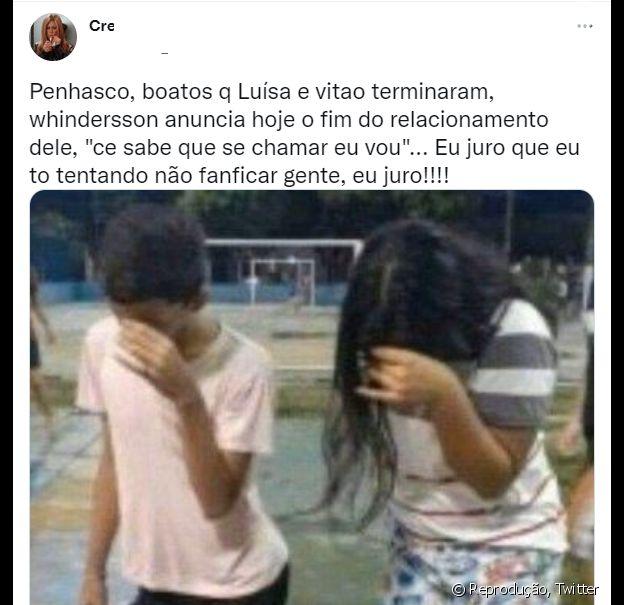 Fãs acreditam que Luísa Sonza também terminou o relacionamento