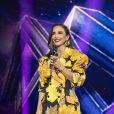 'The Masked Singer' tem Ivete Sangalo no comando, que foi entrevistada pela primeira vez sobre a apresentação por Renata Ceribelli, no 'Fantástico'
