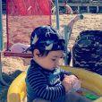 Filho de Sthefany Brito está prestes a completar seu primeiro ano de vida