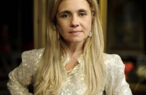 Adriana Esteves não se importa em ser reconhecida por Carminha: 'Orgulho imenso'