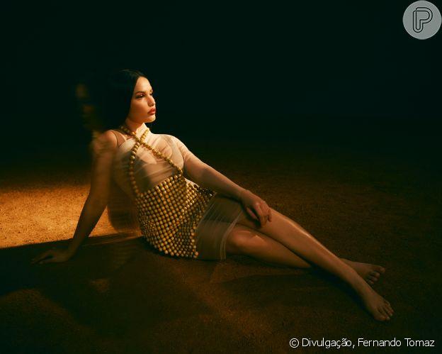 'A música sempre foi o meu refúgio, ela me leva a lugares lindos', diz Juliette