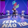 '  Foi uma loucura, um trabalho imenso, mas o legal é ver a alegria do Mion de estar aqui na Globo'  , declarou Boninho sobre Marcos Mion