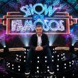'A  gradeço a todos os apresentadores que fizeram do domingo um horário e um dia de encontro da família na TV brasileira', declarou   Luciano Huck
