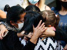 Neta e nora de Roberto Carlos são consoladas em velório de Dudu Braga, filho do cantor, em SP