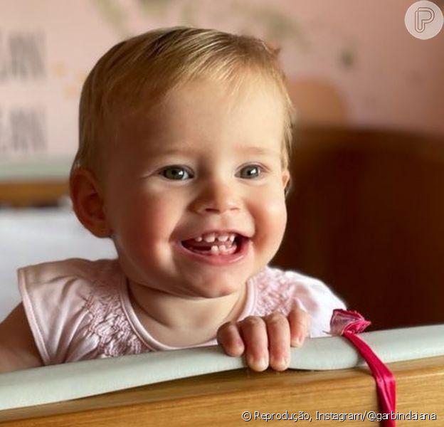 Tiago Leifert opina sobre semelhança com a filha em 1ª foto do rosto de Lua: 'Photoshop'