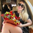 Nas redes sociais, Virginia Fonseca deu um conselho aos seguidores após a morte do pai