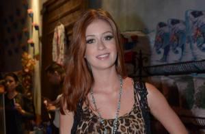 Marina Ruy Barbosa comenta críticas em foto com Caio Nabuco: 'Vivo minha vida'