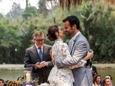 Carol Celico casa novamente em cerimônia com inspiração italiana. Veja fotos e vestido!