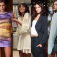 Bruna Marquezine mostrou diferentes estilos em viagem a Paris