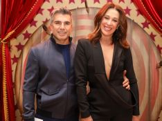 Claudia Raia, Sophia Valverde e mais famosos vão à estreia VIP de novo musical de Murilo Rosa
