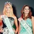 Grazi recebeu a coroa de Miss Paraná em 2004, antes de ficar famosa do público no 'BBB'