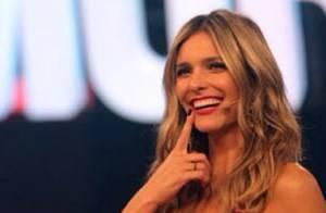 Fernanda Lima fala que falta tempo para namorar Rodrigo Hilbert: 'Não consigo'