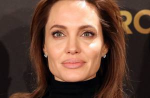 Angelina Jolie sofre acidente de carro ao voltar de première, nos Estados Unidos