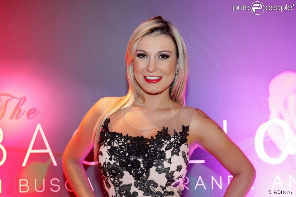 'Quadro de saúde de Andressa Urach é grave', diz hospital onde está modelo