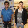 No mês de junho, Daniel Rocha cortou os cabelos bem curtos para viver João Lucas em 'Império'