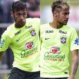 Mudar os cabelos é um forte do jogador de futebol Neymar Jr. Em junho, o atleta apareceu com os fios loiros para os primeiros jogos da Copa do Mundo