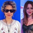 Em maio, Leandra Leal alongou os fios para viver a  protagonista Cristina, na novela 'Império'