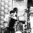 Dominguinhos teve como seu mestre na música Luiz Gonzaga, o Rei do Baião