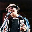 A sanfona de Dominguinhos e a guitarra de Gilberto Gil juntas no palco