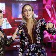 Claudia Leitte é técnica do programa 'The Voice Brasil'