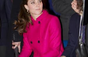 Kate Middleton usa look rosa de quase R$ 7 mil em passeios por Nova York
