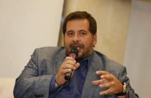 Leandro Hassum brinca após perder 22 kg: 'Para chegar ao estado gordo'