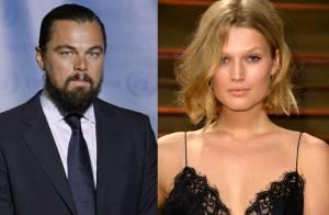 Leonardo DiCaprio termina namoro com a modelo Toni Garrn, afirma jornal