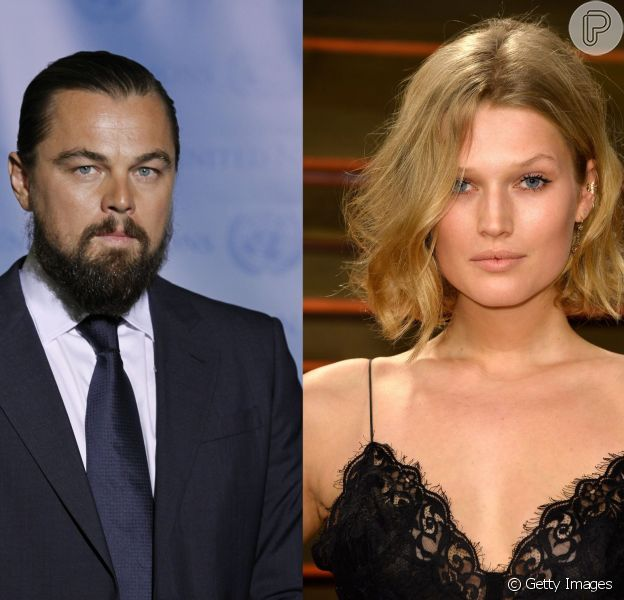 Leonardo DiCaprio termina namoro com a modelo alemã Toni Garrn