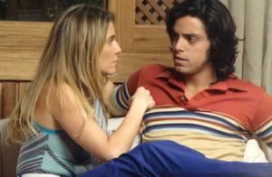 Novela 'Boogie Oogie': Inês (Deborah Secco) e Beto terminam o namoro