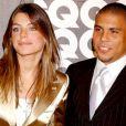 Daniella Cicarelli esteve em alta na mídia durante seu relacionamento com Ronaldo