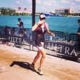 Daniella Cicarelli: 'Toda semana pedalo 150 quilômetros, corro 35 e nado 5'